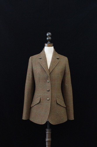 Moon Tweed Jacket(women)