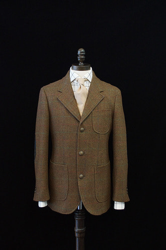 Moon Tweed Jacket(men)